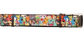 Pokemon Group Mesh Belt