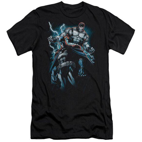 BATMAN EVIL RISING - S/S ADULT 30/1 - BLACK T-Shirt
