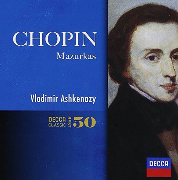 Vladimir Ashkenazy - Chopin: Mazrukas