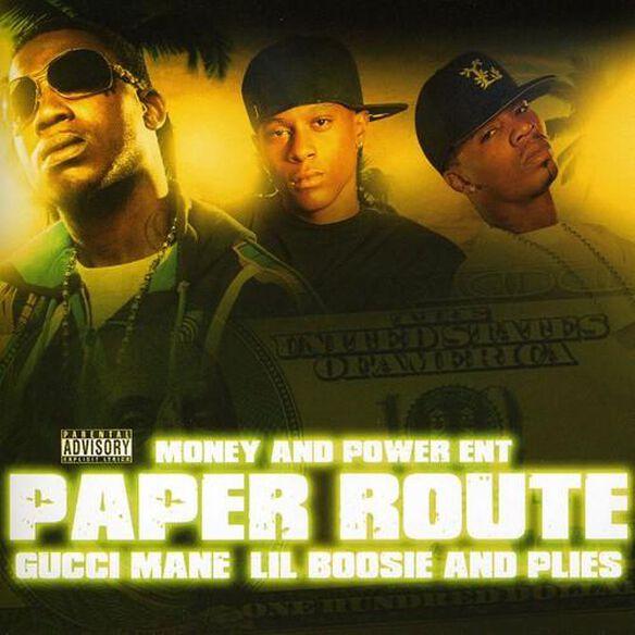 Lil Boosie & Gucci Mane - Paper Route