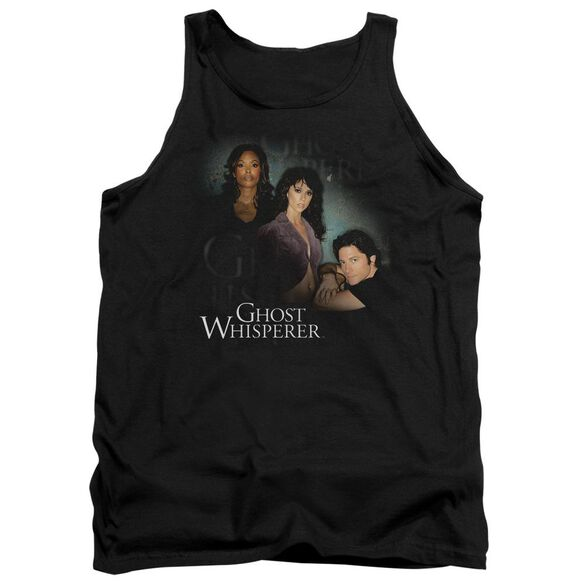Ghost Whisperer Diagonal Cast Adult Tank