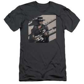 Stevie Ray Vaughan Texas Flood Short Sleeve Adult T-Shirt