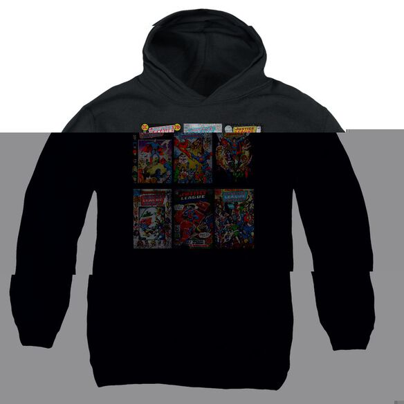 Dco Dco Covers-youth Pull-over Hoodie - Black