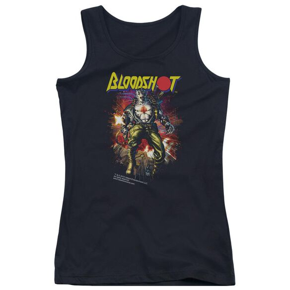 Bloodshot Vintage Bloodshot Juniors Tank Top
