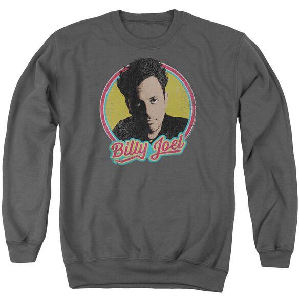 Billy Joel Billy Joel Adult Crewneck Sweatshirt