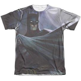 Infinite Crisis Batman Vs Joker Adult Poly Cotton Short Sleeve Tee T-Shirt
