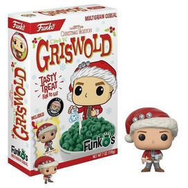 Clark Griswold FunkO's Cereal