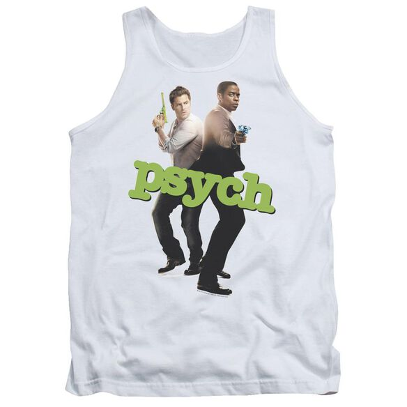 Psych Hands Up Adult Tank