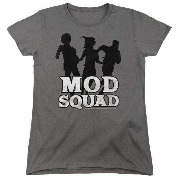 Mod Squad Mod Squad Run Simple Short Sleeve Women's Tee T-Shirt