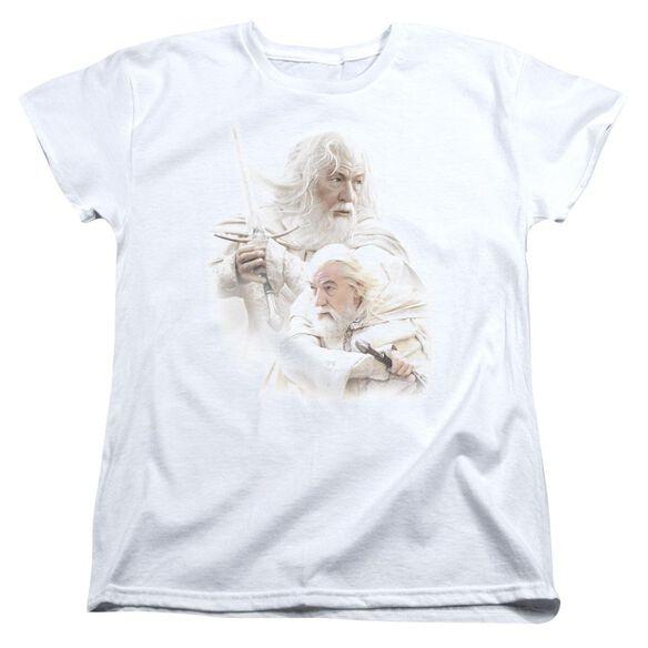 Lor Gandalf The Short Sleeve Womens Tee T-Shirt