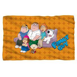 Family Guy Family Portrait Fleece Blanket