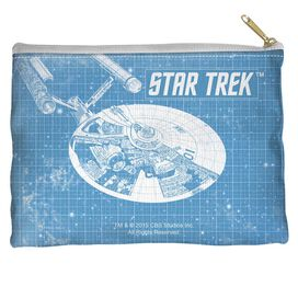 Star Trek Enterprise Blueprint Accessory