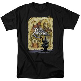 Dark Crystal Poster Short Sleeve Adult T-Shirt