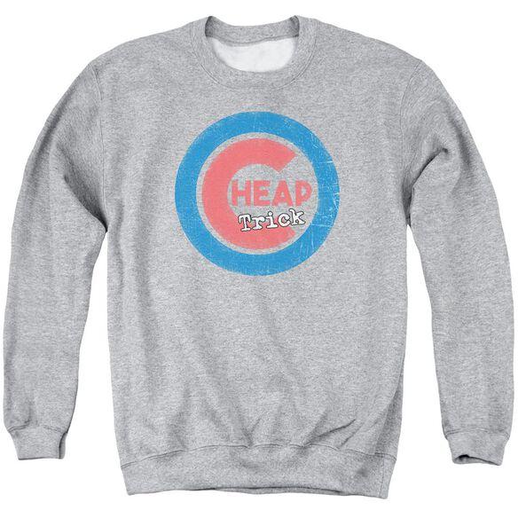 Cheap Trick Cheap Cub Adult Crewneck Sweatshirt Athletic