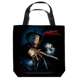 Nightmare On Elm Street Freddy Poster Tote