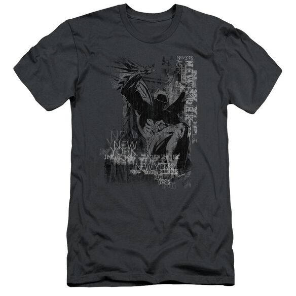 Batman The Knight Life Short Sleeve Adult T-Shirt