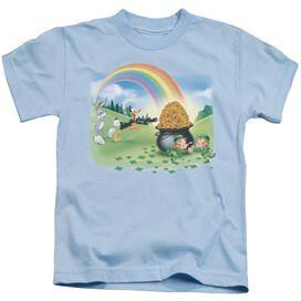 Looney Tunes Mine Mine Mine Short Sleeve Juvenile Light T-Shirt