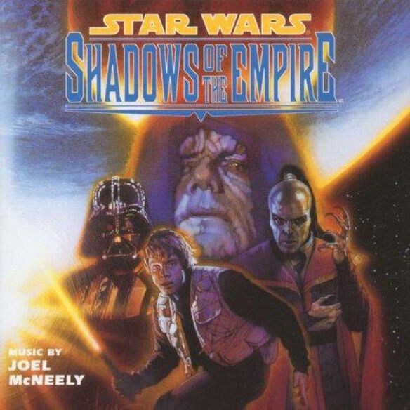 Star Wars: Shadows Of The Empire / Ost (Enh)