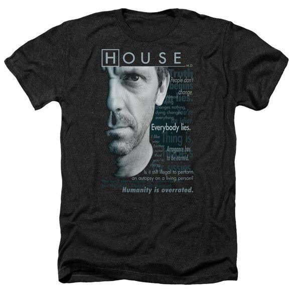 House Houseisms Adult Heather