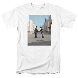 Pink Floyd Wish You Were Here Short Sleeve Adult T-Shirt
