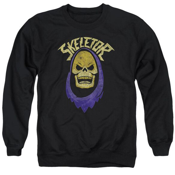 Masters Of The Universe Hood Adult Crewneck Sweatshirt