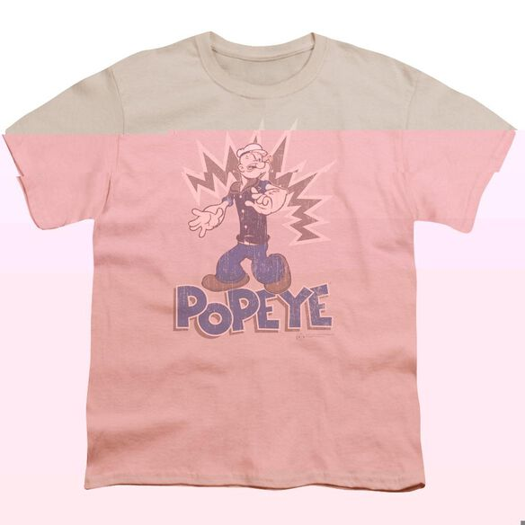 POPEYE SAILOR MAN - S/S YOUTH 18/1 - SAND T-Shirt