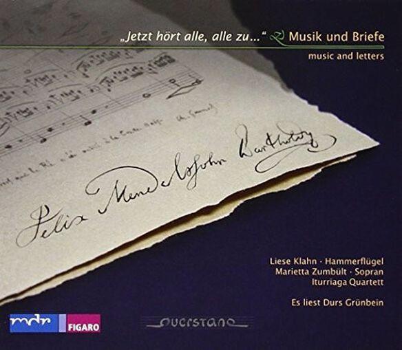 Mendelssohn/ Klahn/ Zumbuhlt/ Grunbein - V1: Anthology
