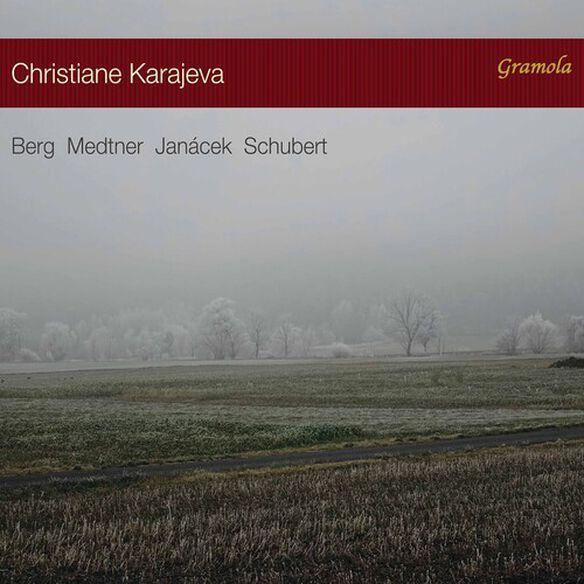 Berg/ Karajeva - Christiane Karajeva Plays