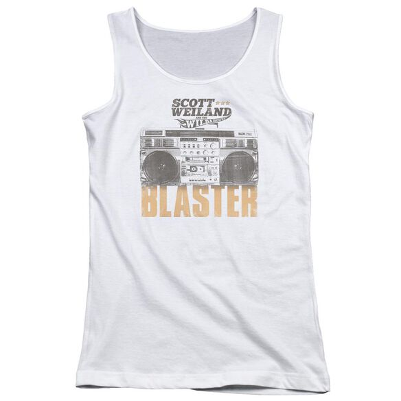 Scott Weiland Blaster Juniors Tank Top