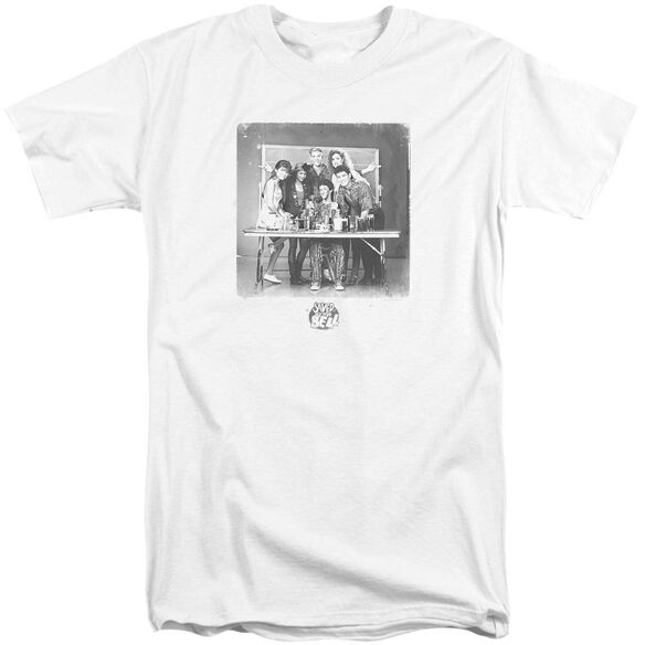 Saved By The Bell Class Photo Short Sleeve Adult Tall T-Shirt