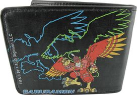 Digimon Birdramon Garudamon Wallet