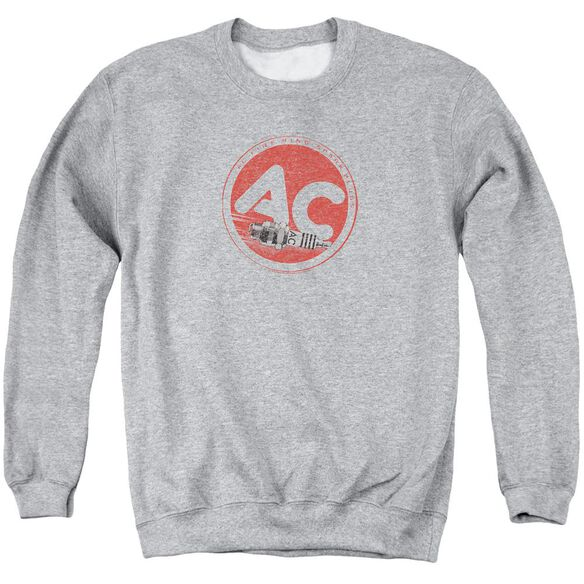 Ac Delco Ac Circle Adult Crewneck Sweatshirt Athletic