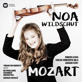 Noa Wildschut - Mozart: Sonata 454, Violin Concerto No. 5 Adagio