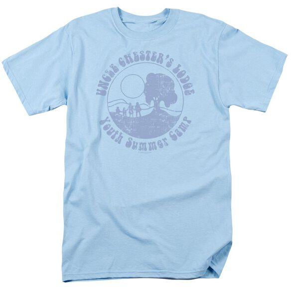 Uncle Chesters Lodge Short Sleeve Adult Light T-Shirt