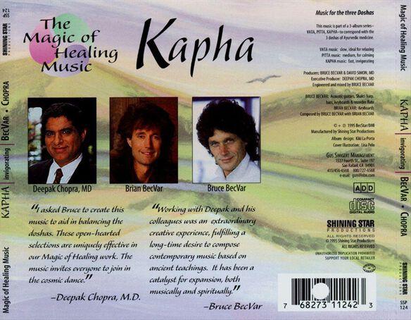 Kapha Magic Of Healing798