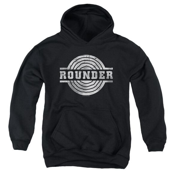 Rounder Rounder Retro Youth Pull Over Hoodie