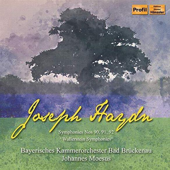 Haydn/ Moesus - Wallerstein Symphonies