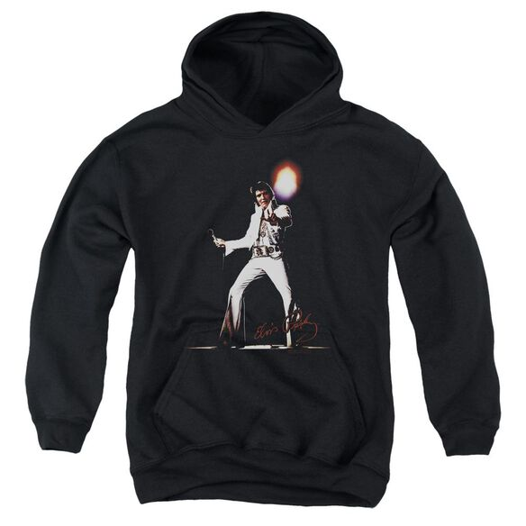 Elvis Glorious Youth Pull Over Hoodie