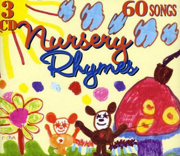 60 Nursery Rhymes(3 C)
