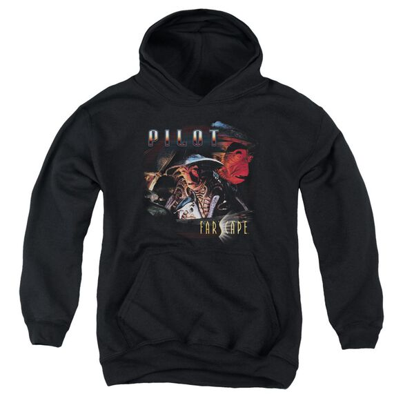 Farscape Pilot Youth Pull Over Hoodie