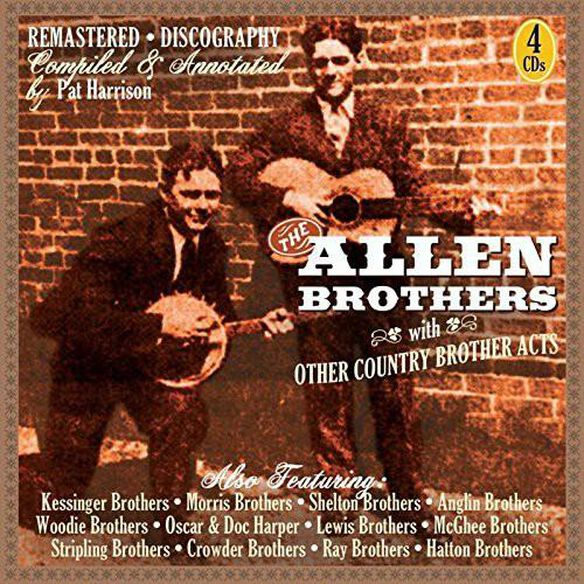 Allen Brothers - Allen Brothers & Other Country Brother Acts