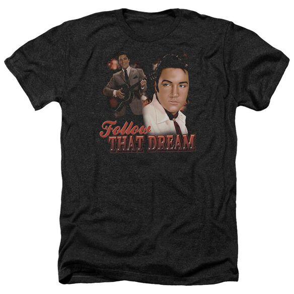 Elvis Follow That Dream Adult Heather