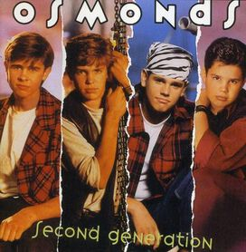 The Osmonds - Second Generation