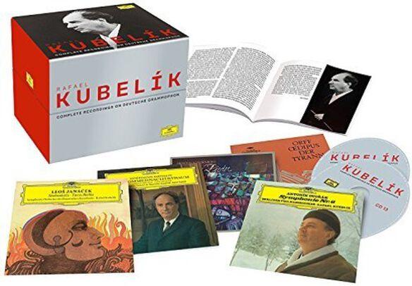 Rafael Kubelik - Complete Recordings on Deutsche Grammophon