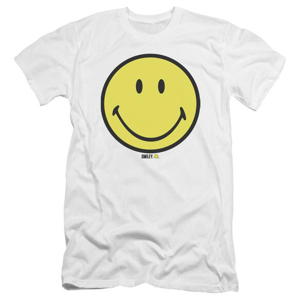 Smiley World Basic Smiley Premuim Canvas Adult Slim Fit