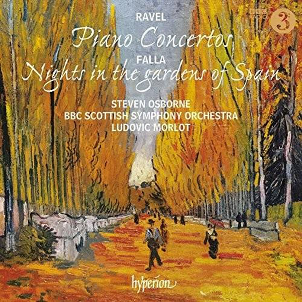 Ravel: Piano Concertos; Falla: Nights in the Gardens of Spain by ...