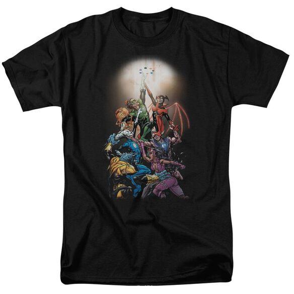Green Lantern Gl New Guardians #1 Short Sleeve Adult T-Shirt