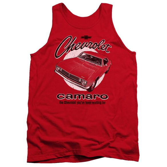 Chevrolet Retro Camaro Adult Tank