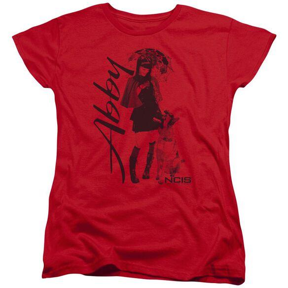 Ncis Sunny Day Short Sleeve Womens Tee T-Shirt