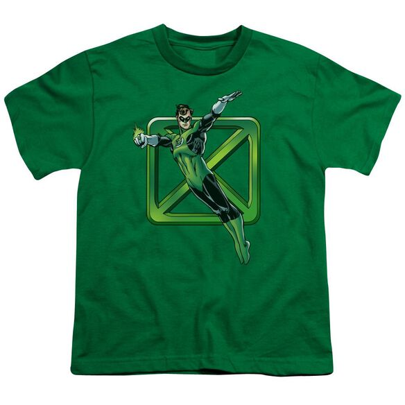 Dco Cross Short Sleeve Youth Kelly T-Shirt